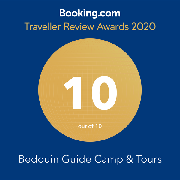 booking.com badge